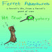 Ferret Adventures: A Ferret's Life, From a Ferret's Point of View in Pet Shop Mystery