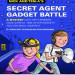 Nick and Tesla's Secret Agent Gadget Battle (# 3)
