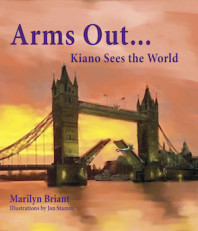 Arms Out…Kiano Sees The World